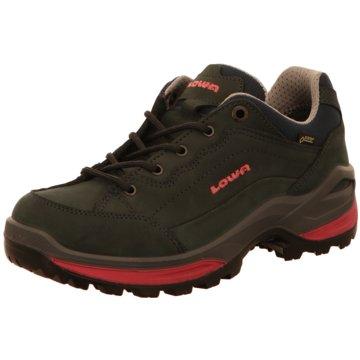 LOWA Outdoor Schuh grün