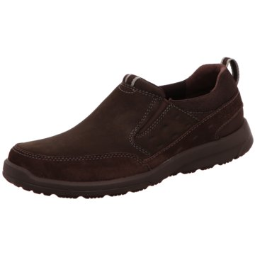 Rockport Komfort Slipper braun