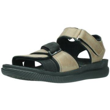 Wolky Komfort Sandale beige
