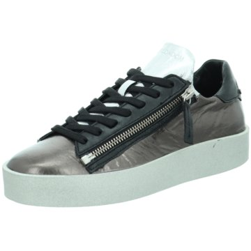 Crime London Sneaker Low oliv