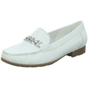 ara Komfort Slipper weiß