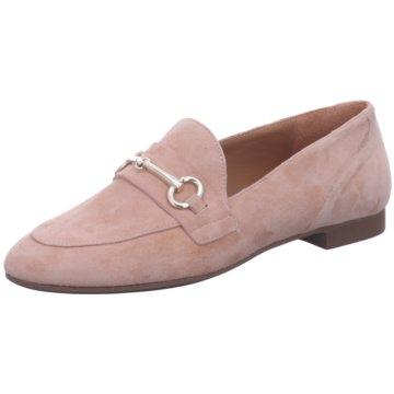 ELENA Italy Modische Slipper rosa