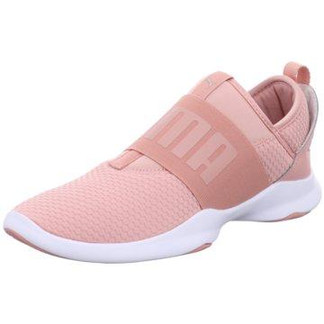 Puma Sportlicher Slipper rosa