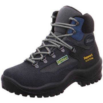 Gri Sport Outdoor Schuh blau
