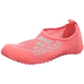 adidas Wassersportschuh rot