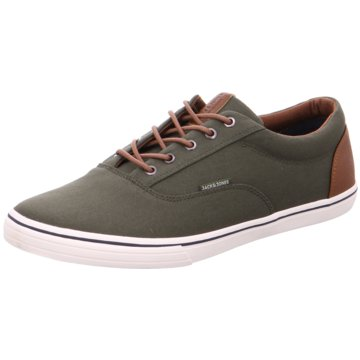 Jack & Jones Sneaker Low grün