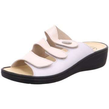 Helix Komfort Pantolette beige