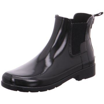Hunter Chelsea Boot schwarz