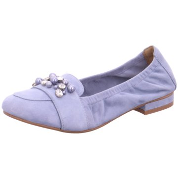 SPM Shoes & Boots Modische Ballerinas blau