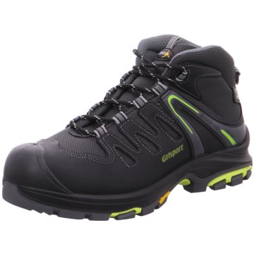 Gri Sport Outdoor Schuh schwarz