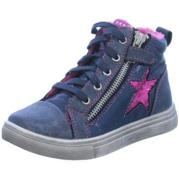 Schwarze Stiefel für Mädchen Gr.30