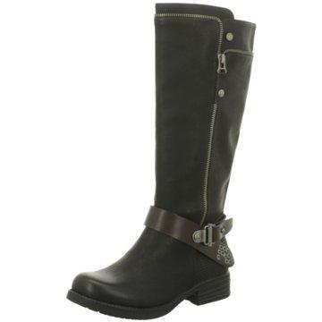 Pep Step Damenstiefel Damenschuhe Stiefel schwarz Gr. 38 NEU