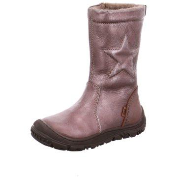 Bisgaard Hoher Stiefel rosa