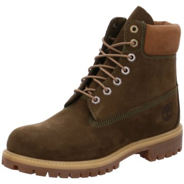 Timberland Boots Collection braun