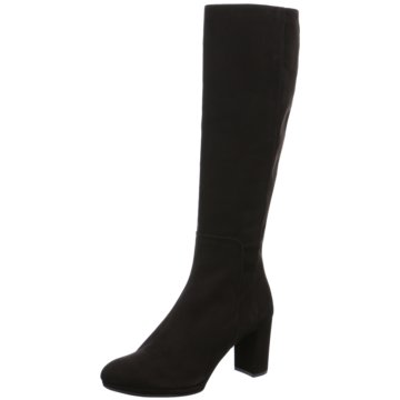 Unisa Modische Stiefel schwarz