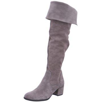 Tamaris Overknee Stiefel grau