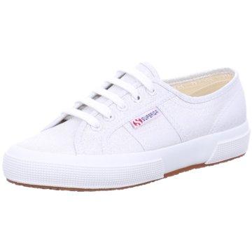 Superga Modische Sneaker weiß