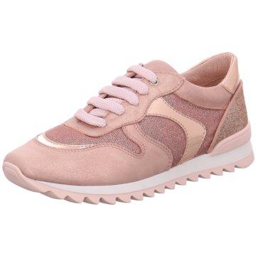 Unisa Modische Sneaker rosa