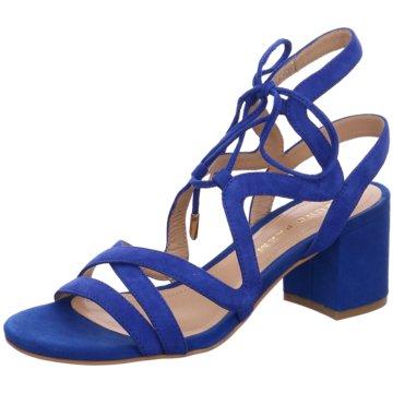 Bruno Premi Modische Sandaletten blau