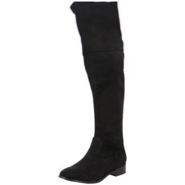DNA Overknee Stiefel schwarz