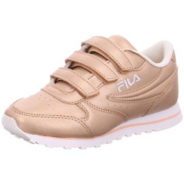 Fila Sneaker Low gold
