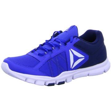Reebok Trainingsschuhe blau