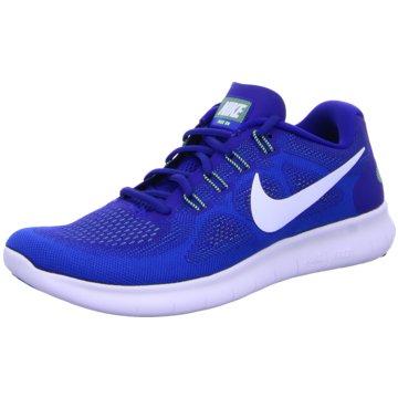 Nike Sneaker Sports blau