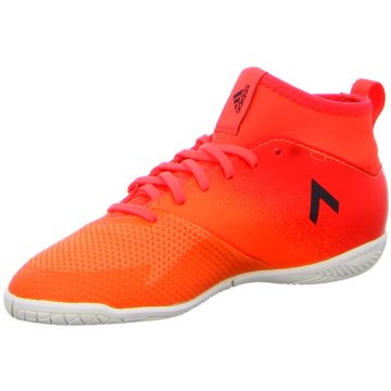 adidas Trainings- und Hallenschuh orange