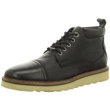 Pepe Jeans Schnürstiefelette schwarz
