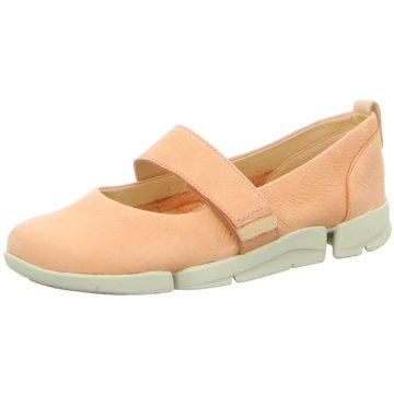 Clarks Komfort Slipper pink