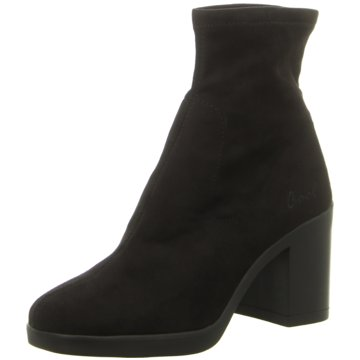 Coolway Klassische Stiefelette schwarz