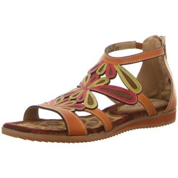 Laura Vita Komfort Sandale braun