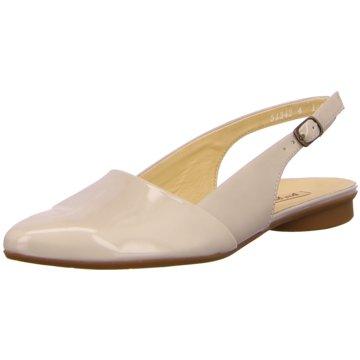 Paul Green Sling Ballerina beige