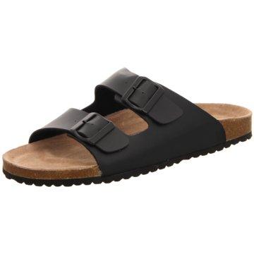 Idana Komfort Schuh schwarz