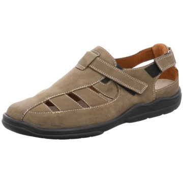 Manz-Fortuna Komfort Schuh grün