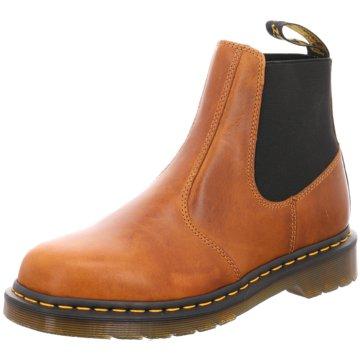 Dr. Martens Airwair Chelsea Boot braun