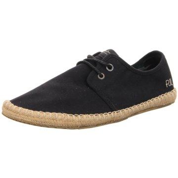 Pepe Jeans Sneaker Low schwarz