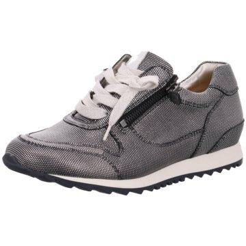 Hassia Sneaker Low blau