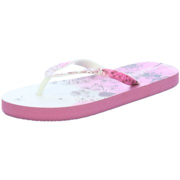 Fashy Offene Schuhe bunt