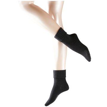 Falke Socken / Strümpfe grau