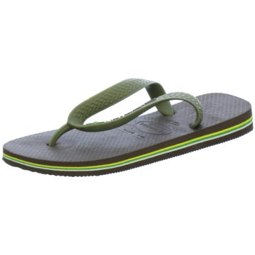 Havaianas Offene Schuhe grün