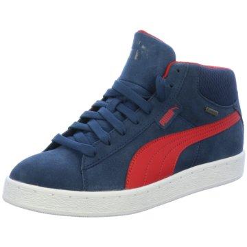 Puma Sneaker High blau