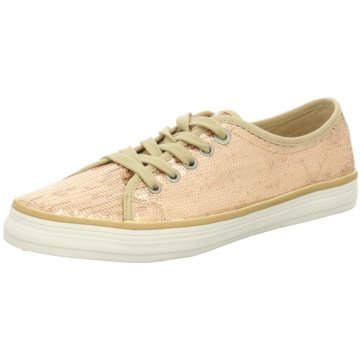s.Oliver Sneaker Low lachs