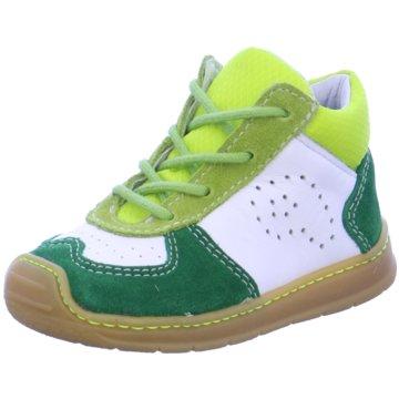Ricosta Sneaker Low grün