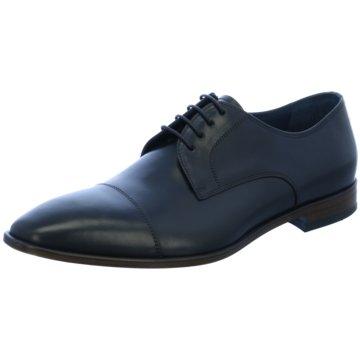 Henry Parker Business Outfit blau