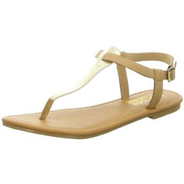Tommy Hilfiger Modische Sandaletten beige