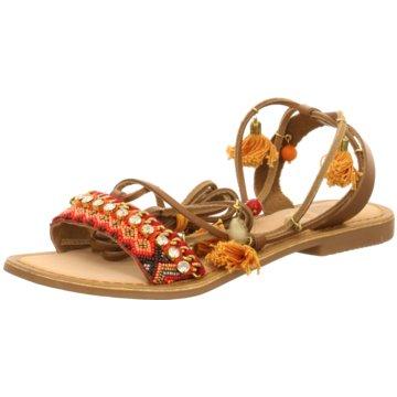 Gioseppo Sandale braun