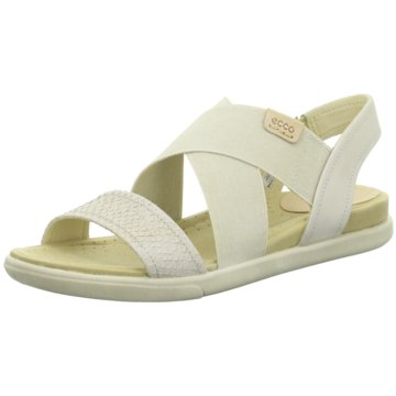 Ecco Komfort Sandale beige