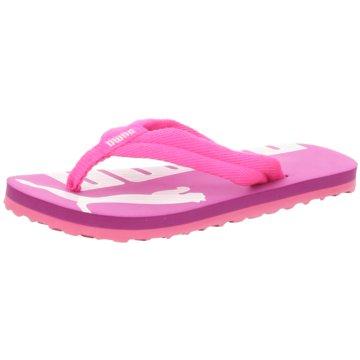 Puma Zehentrenner pink