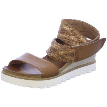 Mjus Modische Sandaletten braun